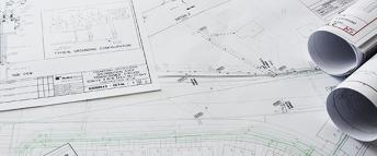 A collection of Hydro Ottawa technical drawings