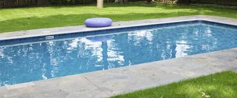 Image of a backyard pool