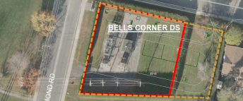 Bells Corners Station Web image